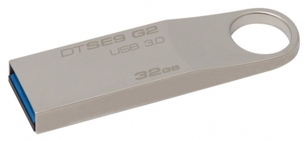 KINGSTON DataTraveler SE9 G2 32GB USB3.0 Ezüst Pendrive (DTSE9G2/32GB)