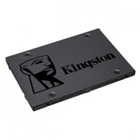 Kingston A400 240 GB SATA3 2,5'' SSD meghajtó (SA400S37/240G)
