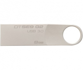 Kingston -DTSE9G2/8GB- Pendrive 8GB Ezüst