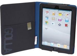 Golla Poptop iPad 2/3 sötétszürke tablet tok (G1326)