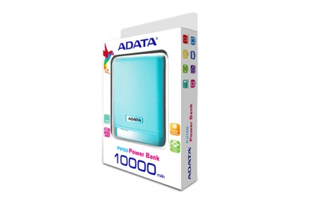 ADATA PV150 Power Bank 10000mAh Kék (APV150-10000M-5V-CBL)