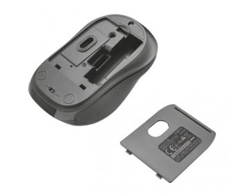 Trust Xani wireless bluetooth optikai fekete egér (21192)