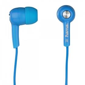 Hama HK-2103 kék fülhallgató (122726)