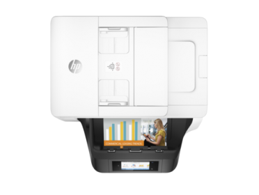 HP Officejet Pro 8730 e-All-in-One multifunkciós nyomtató (  D9L20A)