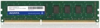 ADATA DDR2 1GB 800MHz  CL5 DIMM 1.8V (AD2U800B1G5-R/S)