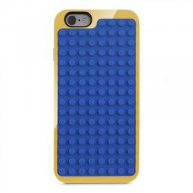 Belkin Lego Craft iPhone 6/6S Plus kék-sárga telefontok (F8W649BTC00)