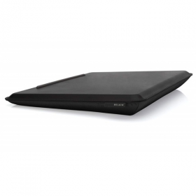 Belkin F8N143EAKSG  Párnázott Fekete Notebook Párna