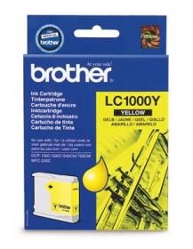 Brother LC1000Y sárga tintapatron (TJBLC1000Y)