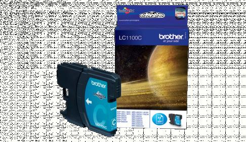 Brother LC1100C ciánkék tintapatron (TJBLC1100C)
