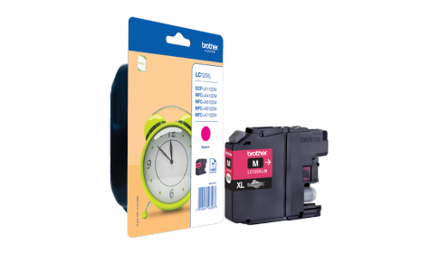 BROTHER LC125XLM  Magenta Tintapatron