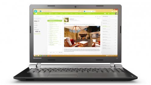 Lenovo IdeaPad 100 15 80QQ00EXHV Notebook