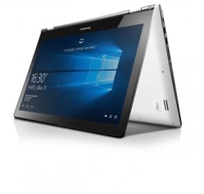 LENOVO IdeaPad YOGA 500-15IBD Fehér Notebook (80N600DYHV)