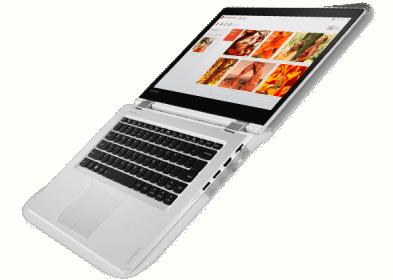 Lenovo Yoga 510-14IKB Fehér RENEW Notebook (80VB00C4HVR)