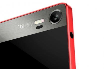 Lenovo Vibe Shot Z90 4G PA1K0024RO Piros Okostelefon