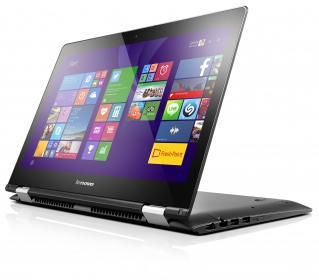Lenovo Yoga 500 14'' 80N400T2HV Fekete Notebook
