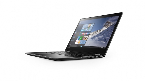 Lenovo Yoga 510 80S7009AHV Fekete Notebook