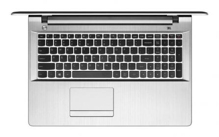 Lenovo IdeaPad Z51-70 80K601BDHV Notebook, fekete-ezüst