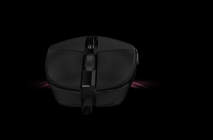 LOGITECH G303 Daedalus Apex Corded USB optikai fekete egér (910-004382)