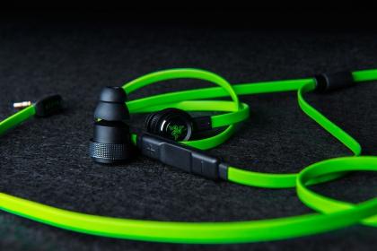 Razer Hammerhead Pro V2 mikrofonos gamer headset (RZ04-01730100-R3G1)