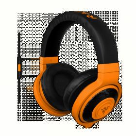 Razer Kraken Mobile mikrofonos narancssárga gamer headset (RZ04-01400400-R3M1)