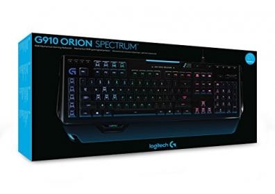 Logitech G910 ORION SPECTRUM USB amerikai gamer billyentyűzet (920-008018)
