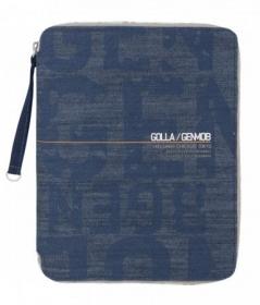 Golla Punch iPad 2/3 farmerkék tablet tok (G1328)