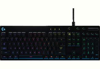 Logitech G810 Orion Spectrum RGB USB angol gamer billentyűzet (920-008077)