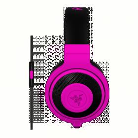 Razer Kraken Mobile mikrofonos lila gamer headset (RZ04-01400500-R3M1)
