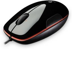 LOGITECH  M150 (LS1) Corded Laser Mouse GRAPE JAFFA FLASH (910-003753)
