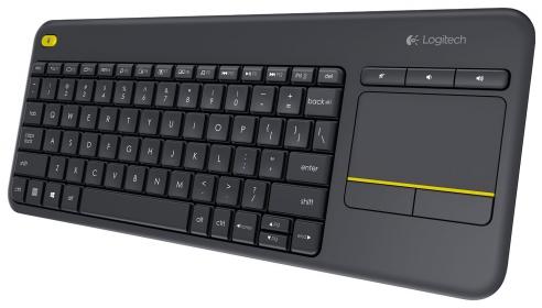 Logitech K400 Plus wireless magyar touchpados billentyűzet (920-007157)