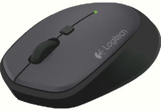 Logitech M335 wireless optikai fekete egér (910-004438)