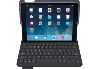 Logitech Type+ Keyboard for iPad Air Fekete (920-006547)