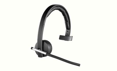 Logitech H820E vezeték nélküli fejhallgató mono (981-000512)