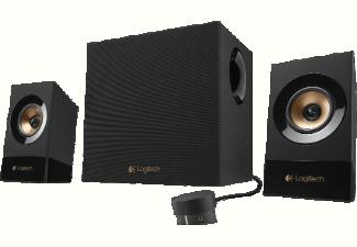 Logitech Z533 Performance fekete hangszóró (980-001054)
