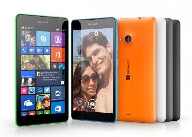 Microsoft Lumia 535 Narancs DualSIM Okostelefon KARCOS (A00022630)