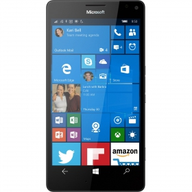 Microsoft Lumia 950XL  LTE Fekete Okostelefon (A00026274)