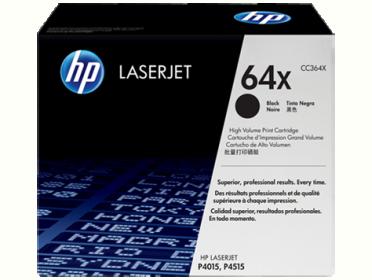 HP 64X fekete toner (CC364X)
