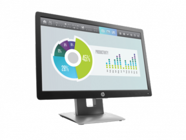 HP EliteDisplay E202 20'' Monitor (M1F41AA)