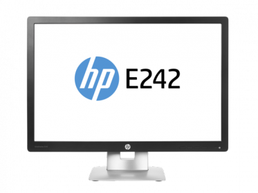 HP EliteDisplay E242 24'' Monitor  (M1P02AA)
