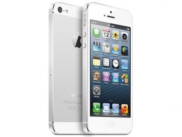 Apple iPhone 5S 16GB Ezüst Okostelefon (ME433)