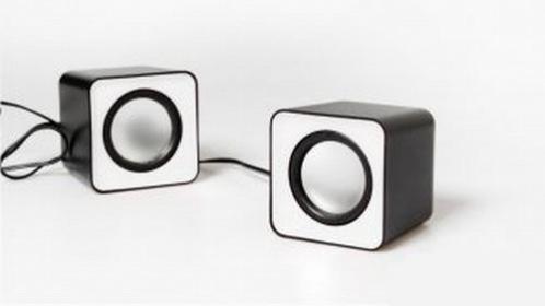Media-Tech FADO USB-s Fehér hangszóró (MT3140W)