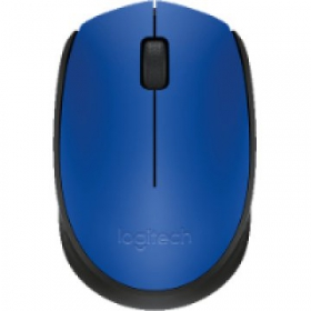 Logitech M171 Bluetooth optikai kék egér (910-004640)