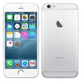 Apple Iphone 6 Plus 16GB Ezüst Okostelefon (MGA92)