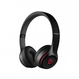Apple Beats Solo2 2.0 Wireless Headset Fekete (MHNG2)