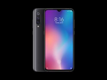 Xiaomi Mi 9 64GB Fekete okostelefon