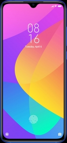 Xiaomi Mi 9 Lite 64GB Kék okostelefon