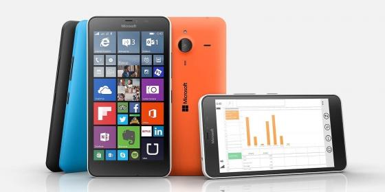Microsoft Lumia 640 XL DualSIM Fehér Okostelefon (A00024518)