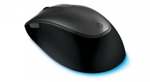 Microsoft Comfort 4500 USB BlueTrack fekete egér (4FD-00023)