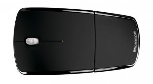 Microsoft ARC wireless lézer fekete egér (ZJA-00006)