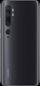 Xiaomi Mi Note 10 128 GB Fekete okostelefon
